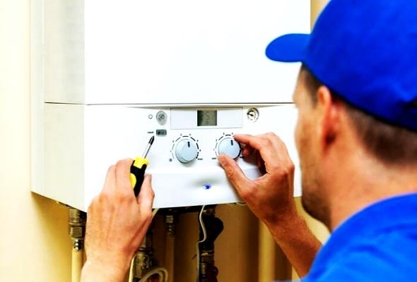 manutenção caldeira
